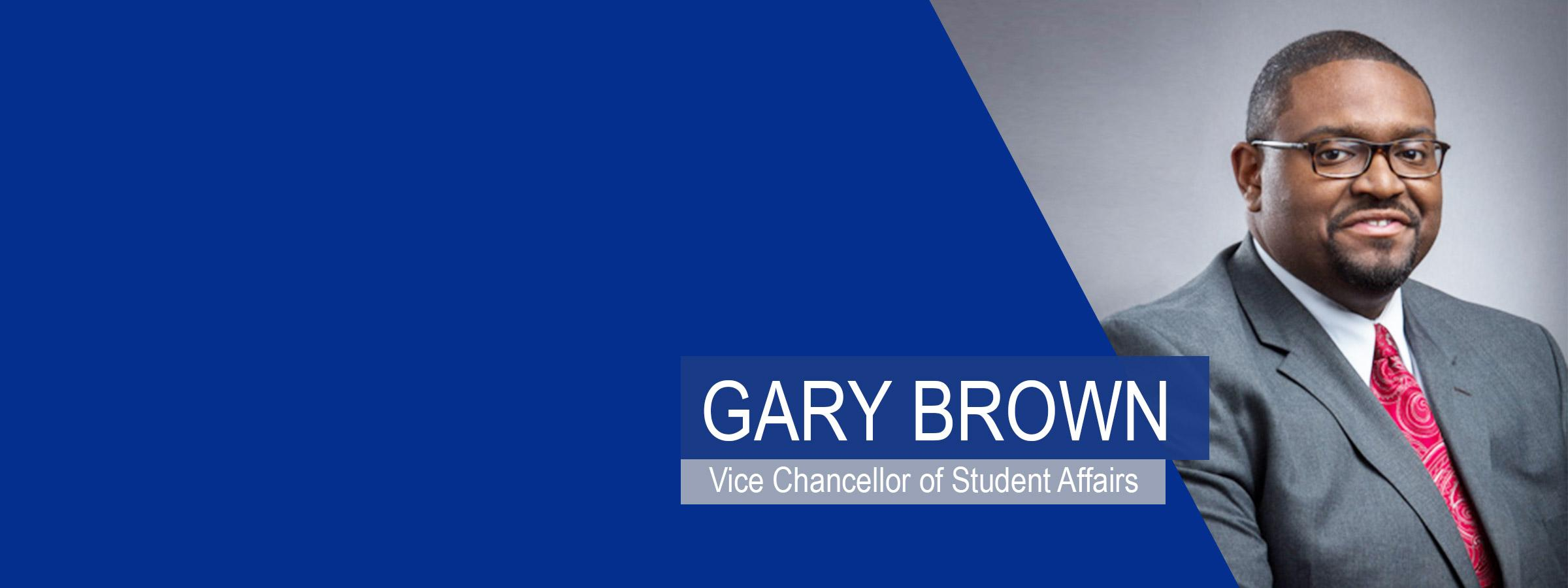 ECSU Welcomes Gary Brown