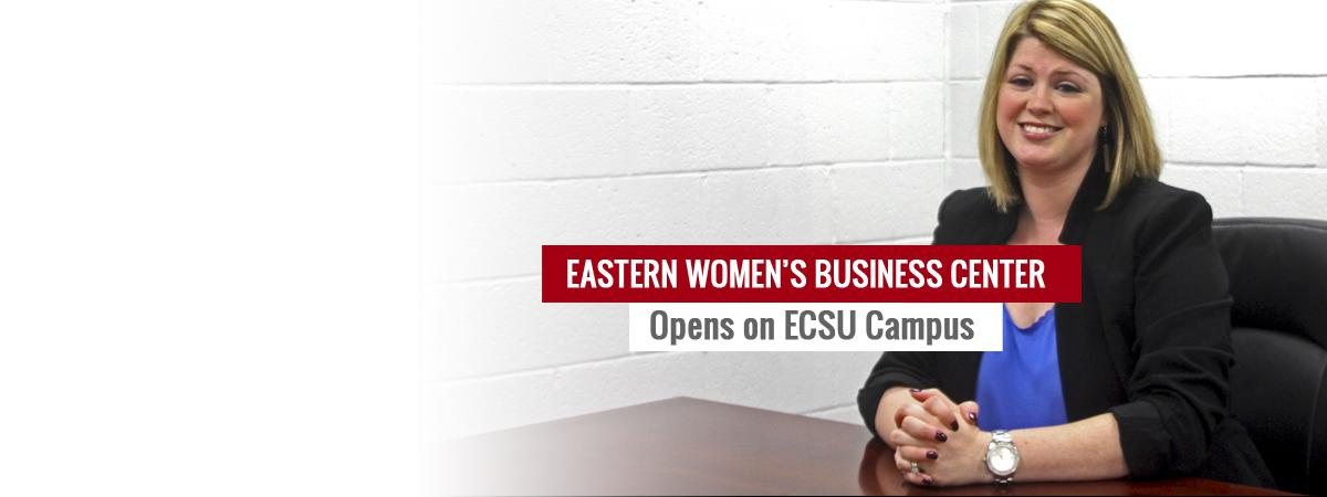 Business Center Opens at ECSU