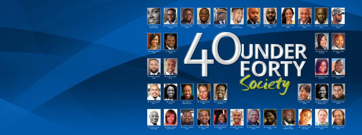 40 under 40 society