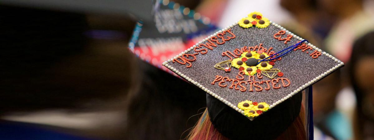 Photo Gallery: Graduation Caps