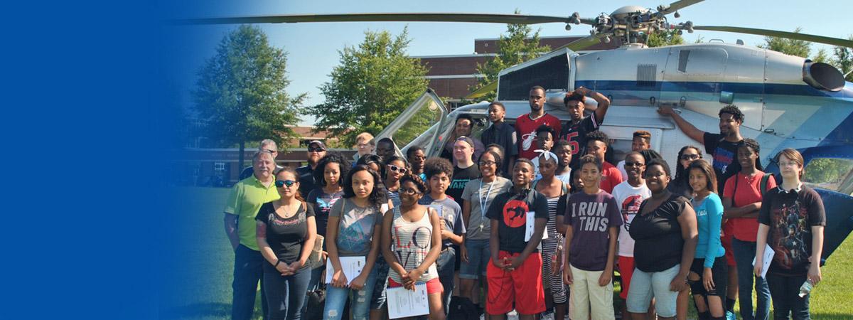 Summer Programs at ECSU