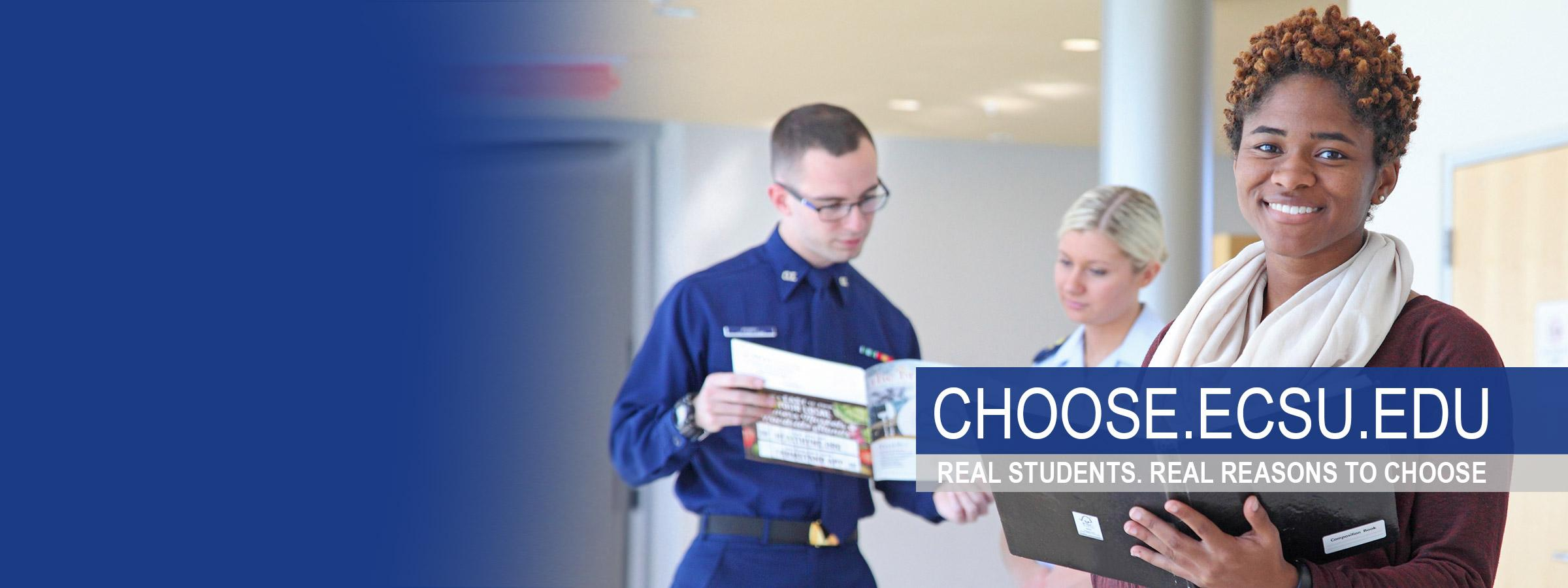 "Introducing: ""Choose ECSU"""