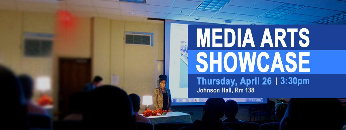 Media Arts Showcase