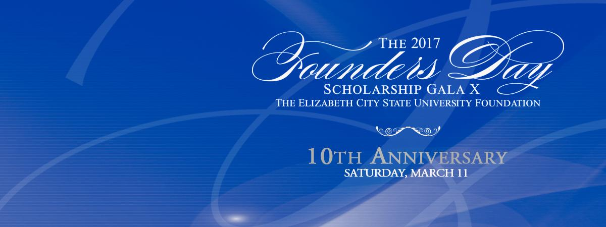 Founders Day Scholarship Gala