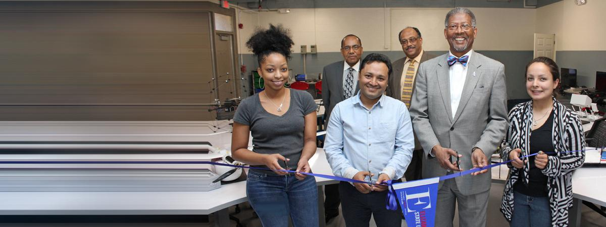 Aviation Science Lab Opens