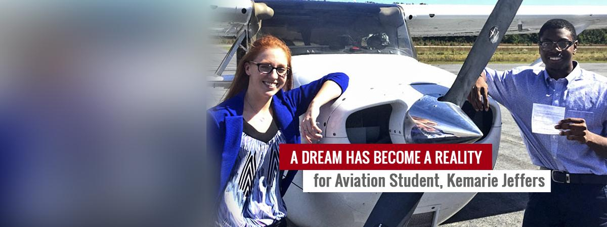 Aviation Dream Comes True