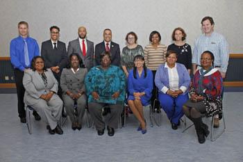 Last cohort graduates from NNCSLP
