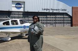 Jessica Hathaway lands NASA internship