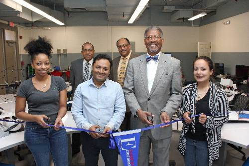 New aviation science lab opens