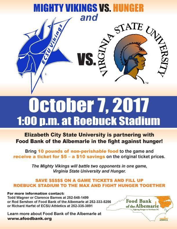 ECSU vs Virginia St.
