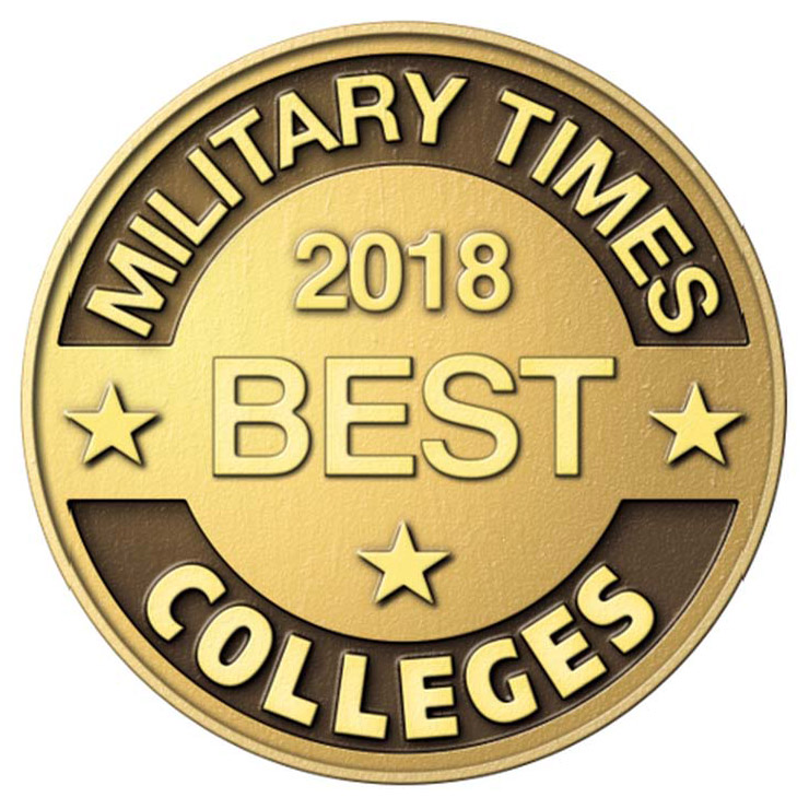 Military Times Best Colleges 2018 Logo