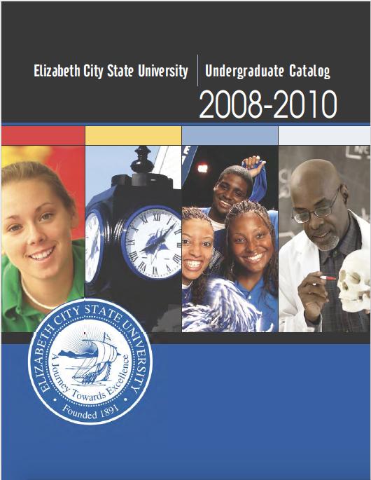 ECSU Undergrad Catalog 2008-2010