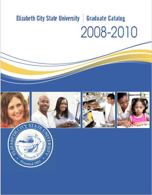 ECSU Grad Catalog 2008-2010