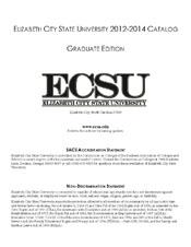 graduate cover 2012-14