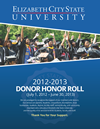 Donor Report Cover