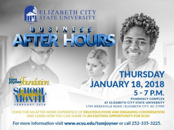Tom Joyner Foundation School of the Month Business After Hours
