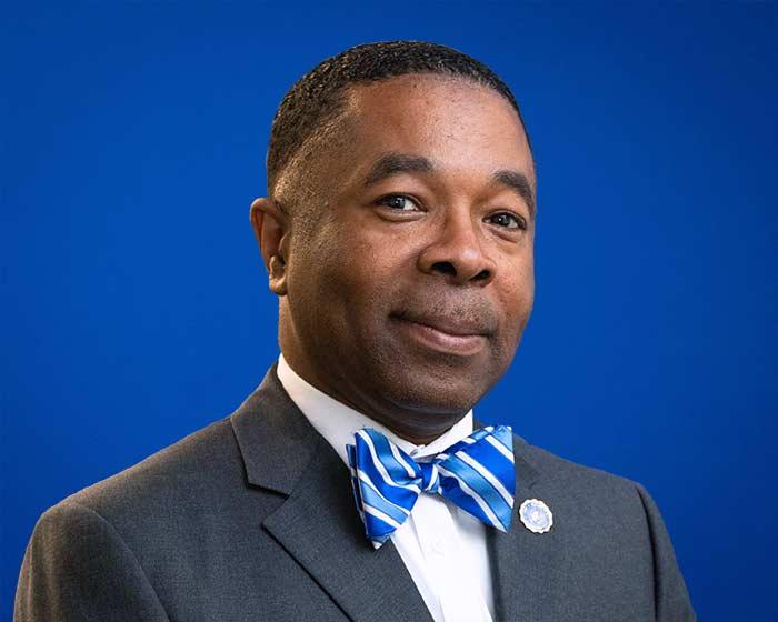 Dr. Derrick Wilkins