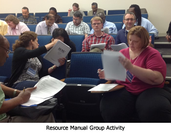 Resource Manual Group Activity