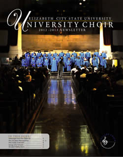 Choir Newsletter
