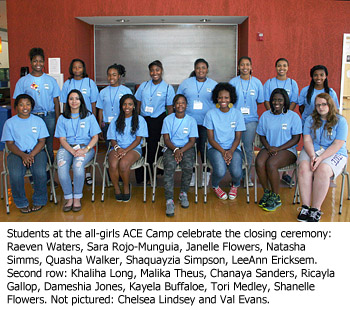 ACE camp
