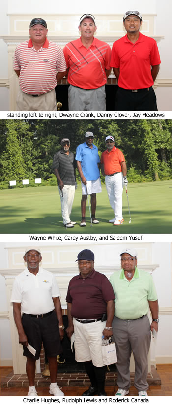 Golf tournament supports ECSU athletics