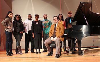 Master Class Pianists
