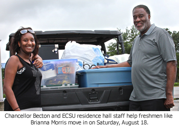 ecsu-welcomes-new-freshme