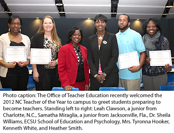 ecsu-welcomes-north-carol