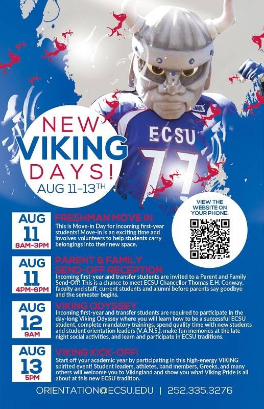 New Viking Days 2017 Flier