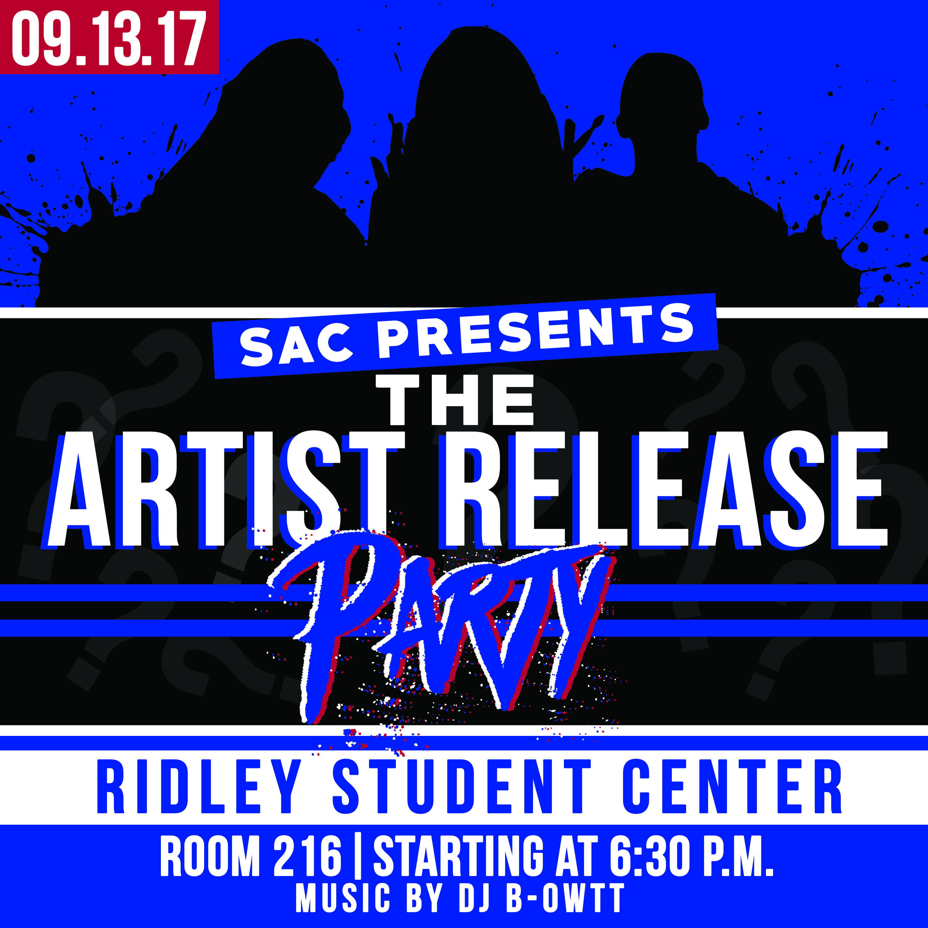 Homecoming Artist Release Party