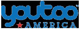 YouToo America logo