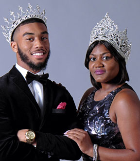 Mr. and Miss ECSU 2017