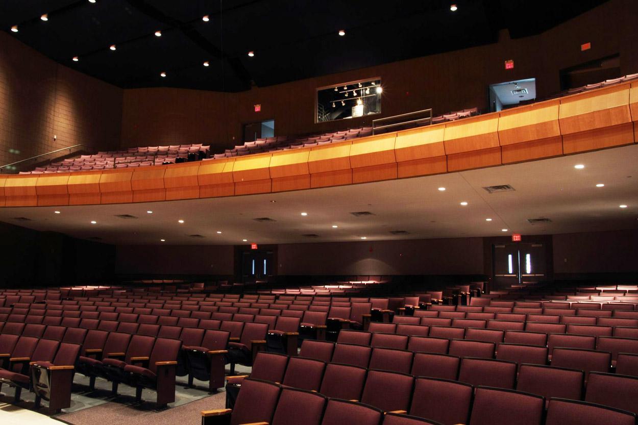Fine Arts Center - Robinson Auditorium