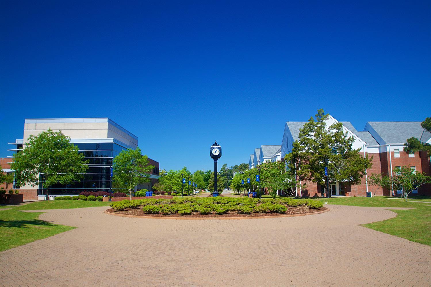 Student Center Promenade