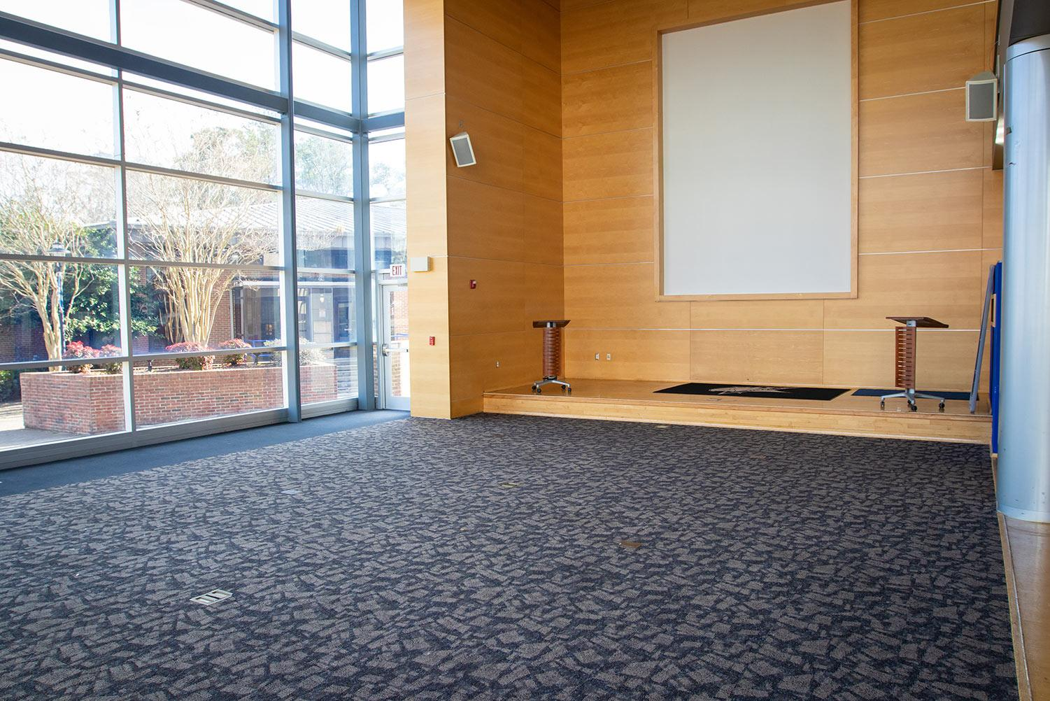Student Center - Stage Area