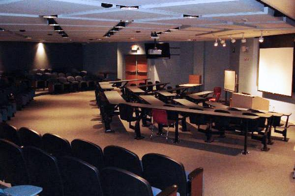 Jenkins Science Center Lecture Hall
