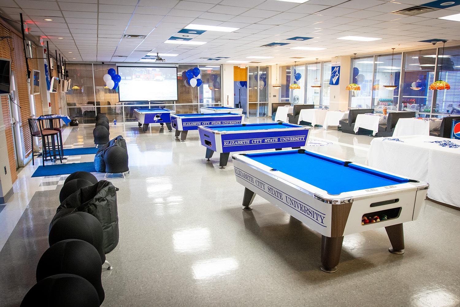 Bowling Center - Game Room