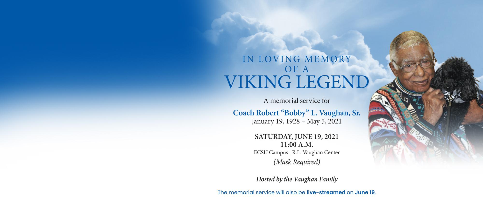 Honoring a Legend