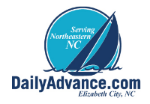Daily Advance Logo