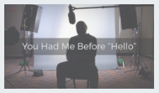 Rapid7 video - you had me before hello