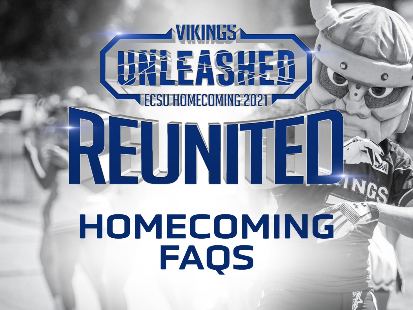 Homecoming FAQ