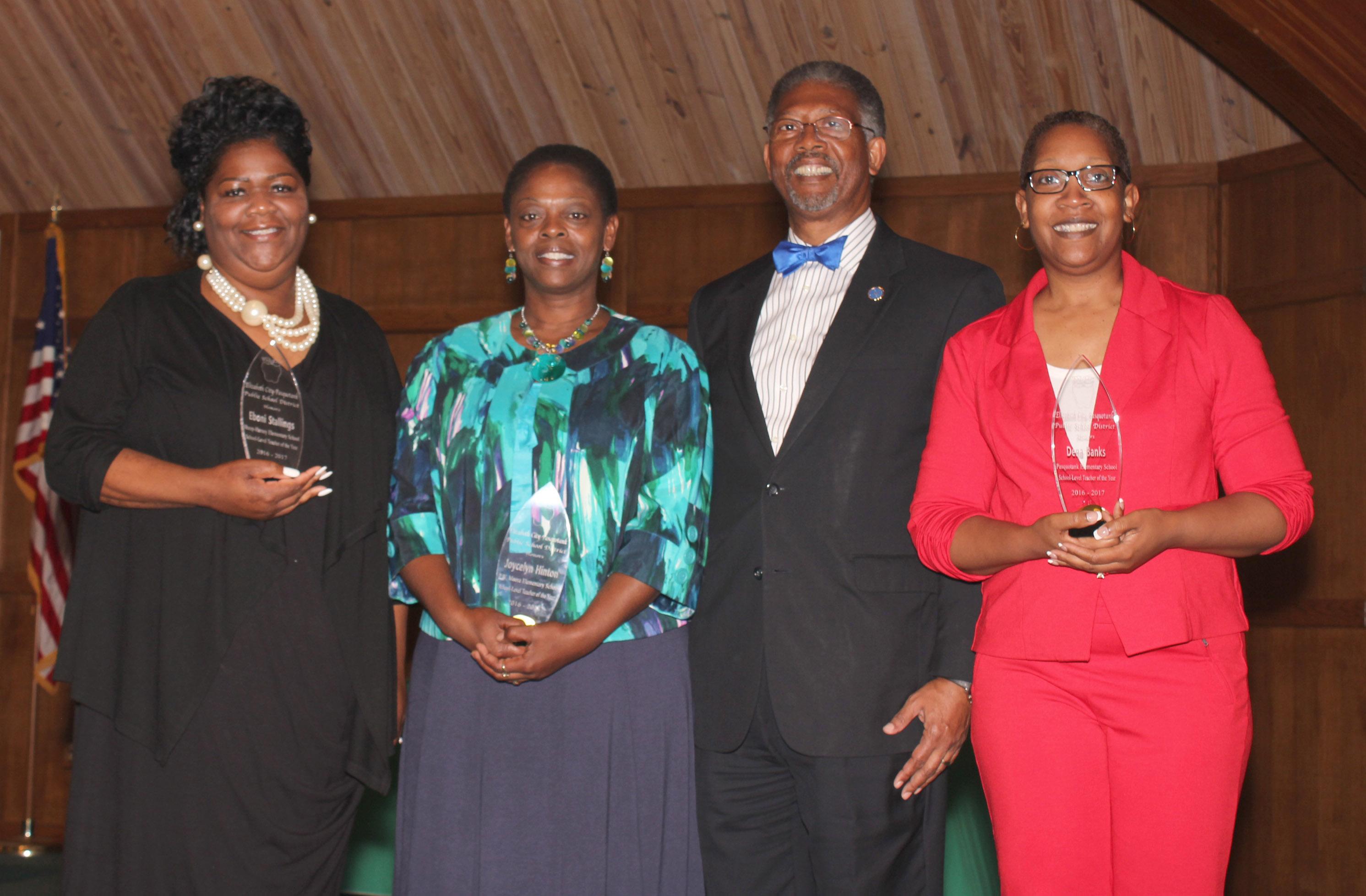 Alumni teachers of the year