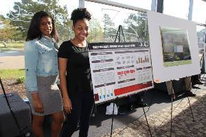 Over 50 researh week posters prepared for Research Week 2016