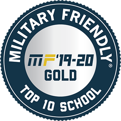 2019-2020 Military Friendly School
