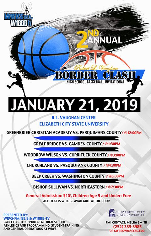 Border Clash 2019 Poster