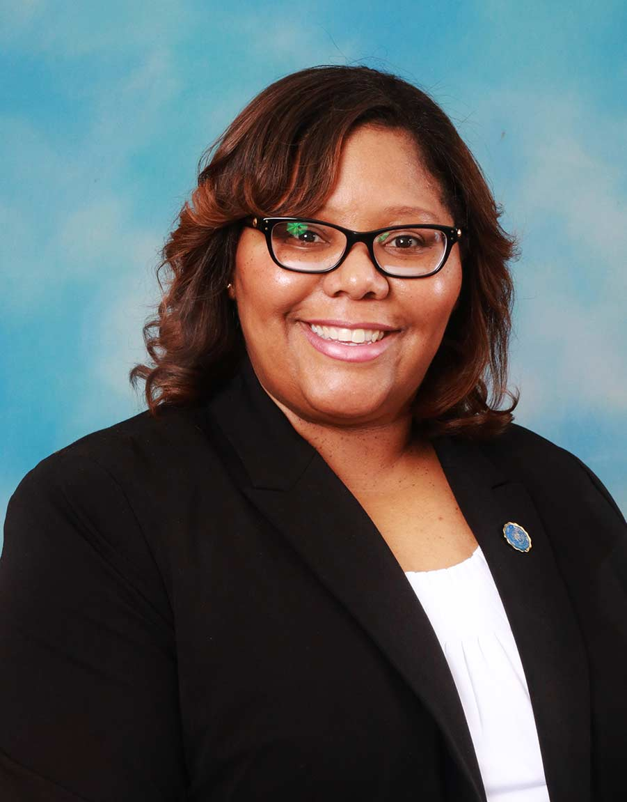 Farrah Jackson Ward