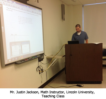 Mr. Justin Jackson