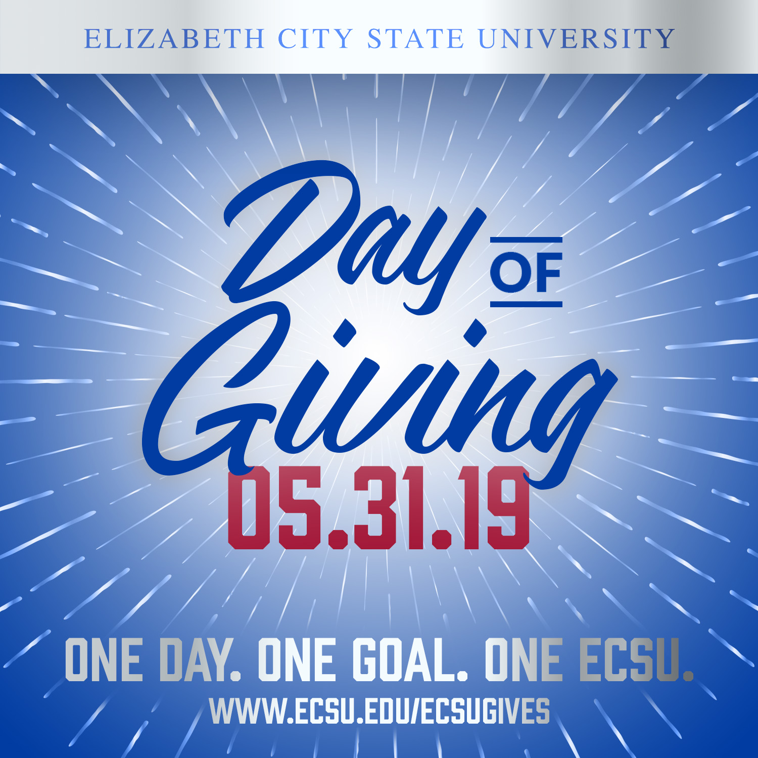 ECSU Day of Giving
