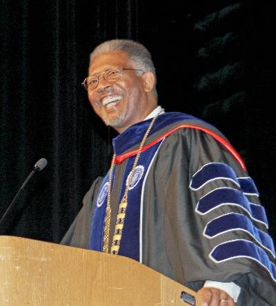 Dr. Conway Installation Speech