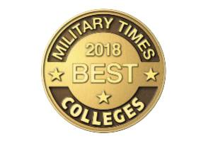 Military Times Best Colleges Logo